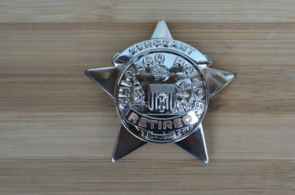 Chicago Badge Collector